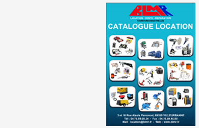 catalogue BLMR